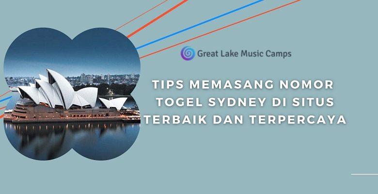 Banner Tips Memasang Nomor Togel Sydney Di Situs Terbaik Dan Terpercaya